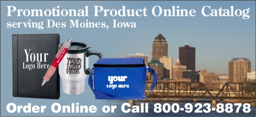 Promotional Products Des Moines, Iowa